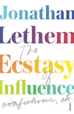Ecstasy of Influence book