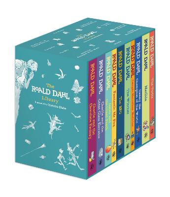The Roald Dahl Centenary Boxed Set by Roald Dahl