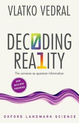 Decoding Reality by Vlatko Vedral