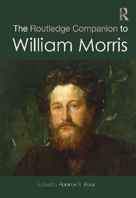 The Routledge Companion to William Morris book