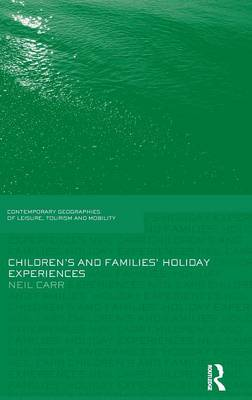 Children's and Families' Holiday Experience book