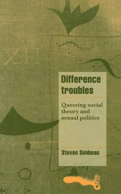 Difference Troubles book