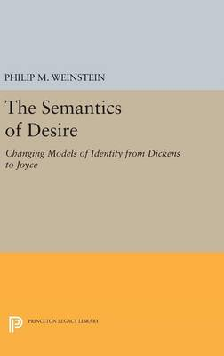 Semantics of Desire by Philip M. Weinstein