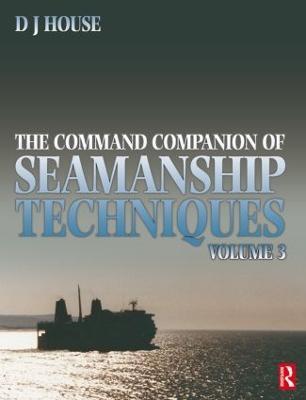 Command Companion of Seamanship Techniques book