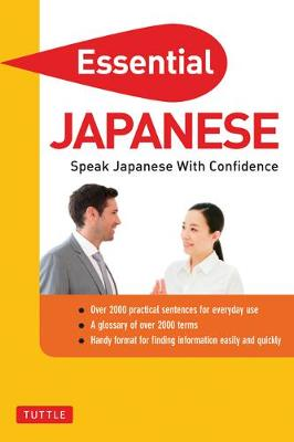 Essential Japanese by Periplus Editions