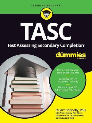 TASC For Dummies book
