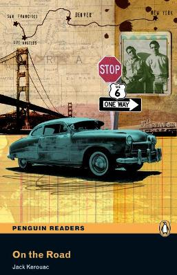 Level 5: On the Road Book and MP3 Pack by Jack Kerouac