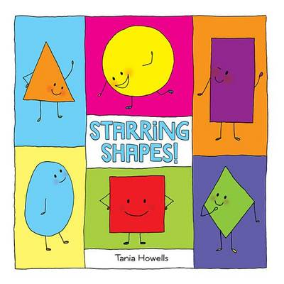 Starring Shapes! by Tania Howells