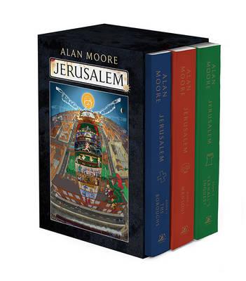 Jerusalem by Alan Moore