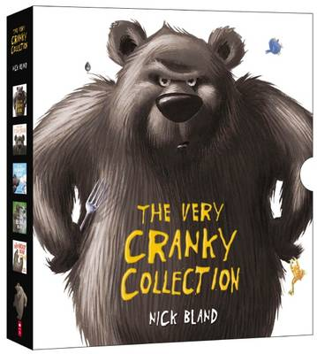 Very Cranky Bear 5-Book Slipcase by Nick Bland