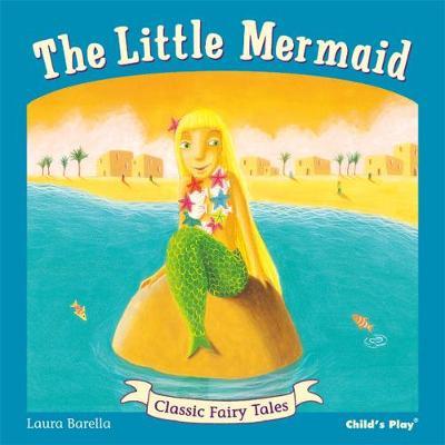 Little Mermaid by Laura Barella