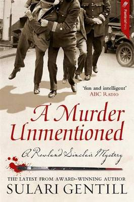 A Murder Unmentioned book