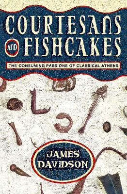 Courtesans and Fishcakes book