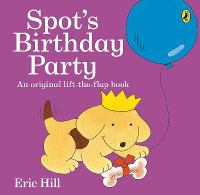 Spot's Birthday Party book