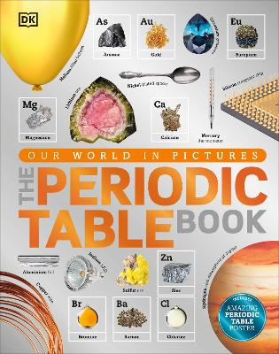 Periodic Table Book by DK