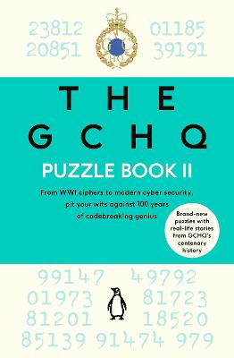 The GCHQ Puzzle Book II by GCHQ