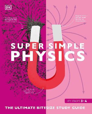 Super Simple Physics: The Ultimate Bitesize Study Guide by DK