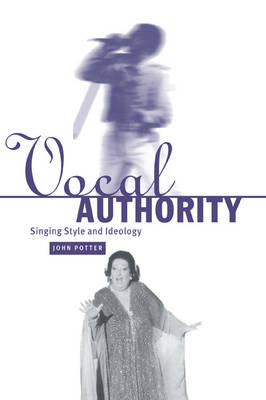 Vocal Authority book