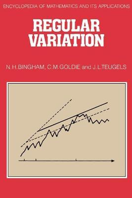 Regular Variation by N. H. Bingham