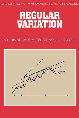 Regular Variation book