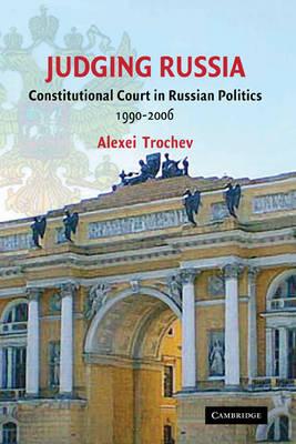 Judging Russia book
