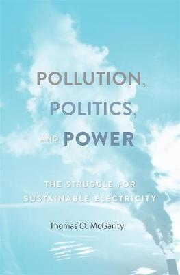 Pollution, Politics, and Power: The Struggle for Sustainable Electricity by Thomas O. McGarity