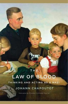 Law of Blood book