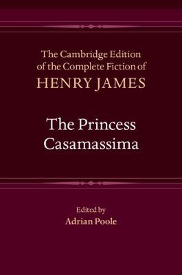 The Princess Casamassima book
