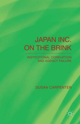 Japan Inc. on the Brink by S. Carpenter
