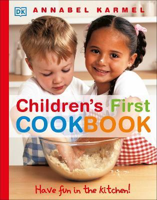 Children's First Cookbook book