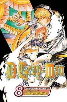 D. Gray-Man, Vol. 8 by Katsura Hoshino