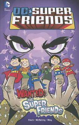 Wanted: The Super Friends book