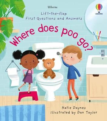 Where Does Poo Go? by Katie Daynes