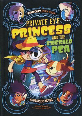 Private Eye Princess and the Emerald Pea book