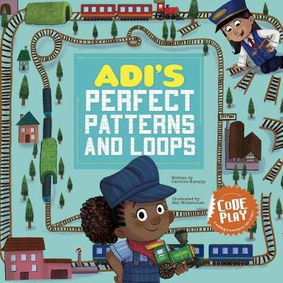 Adi's Perfect Patterns and Loops by Caroline Karanja