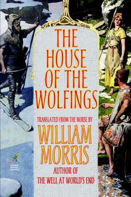 House of the Wolfings book