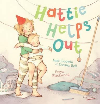 Hattie Helps out by Jane Godwin
