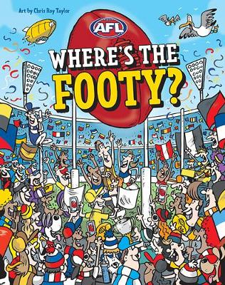 Where's the Footy? by Ella Meave