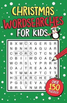 Christmas Wordsearches for Kids by Sarah Khan