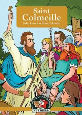 Saint Colmcille by Rod Smith