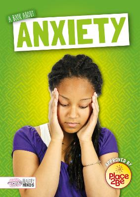 A Book About Anxiety by Holly Duhig