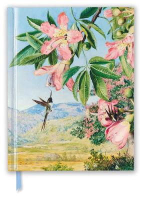 Kew Gardens: Foliage and Flowers by Marianne North (Blank Sketch Book) by Flame Tree Studio