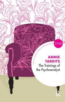 Trainings of the Psychoanalyst book