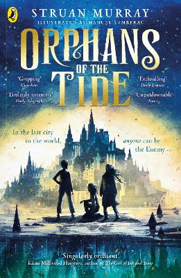 Orphans of the Tide book
