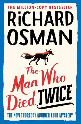 The Man Who Died Twice book