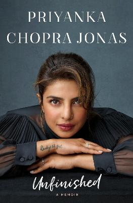 Unfinished by Priyanka Chopra Jonas