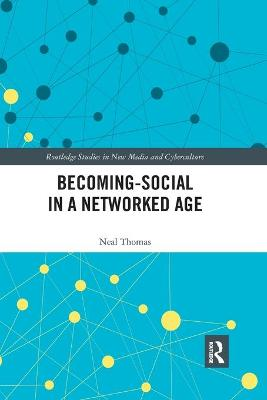 Becoming-Social in a Networked Age book