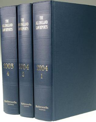 All England Law Reports Set 1936-2015 by