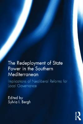 Redeployment of State Power in the Southern Mediterranean book