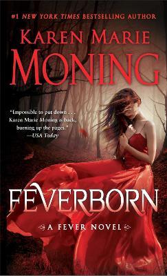 Feverborn book